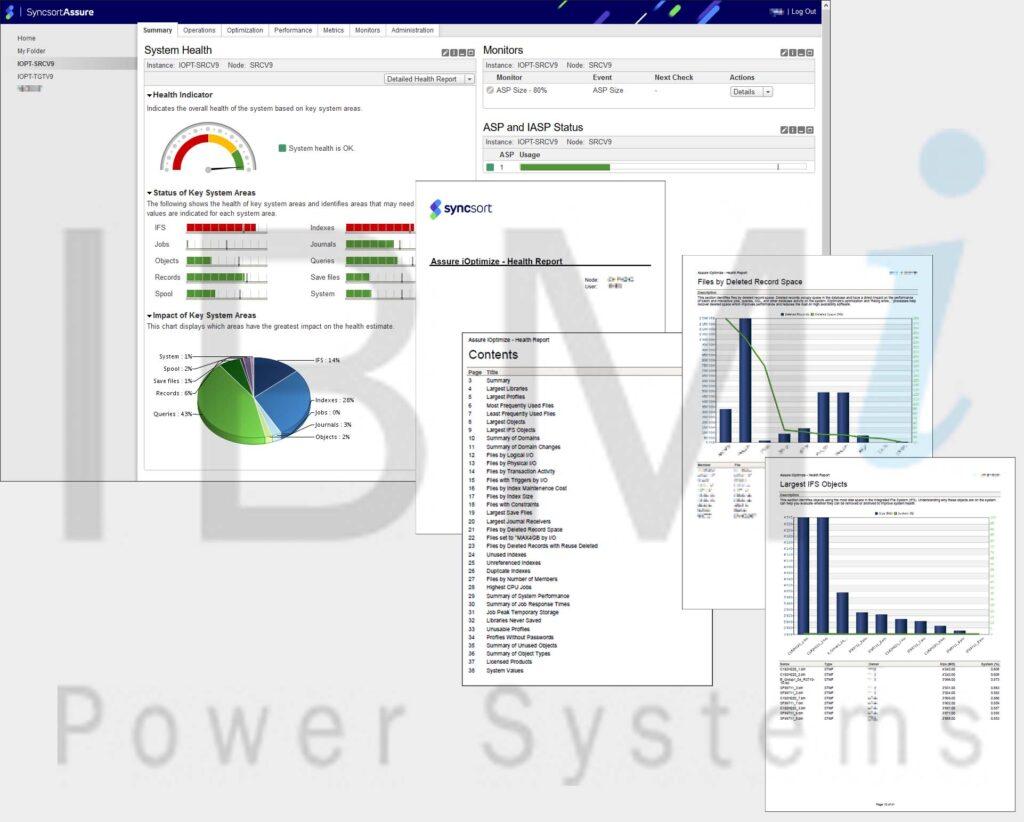 Optimierung, IBM, IBMi, Levantis, Hochverfügbarkeit, Sicherheit, Kompetenz, Power Systems, Belp, Kleindöttingen, Rechencenter, Cloud, Syncsort